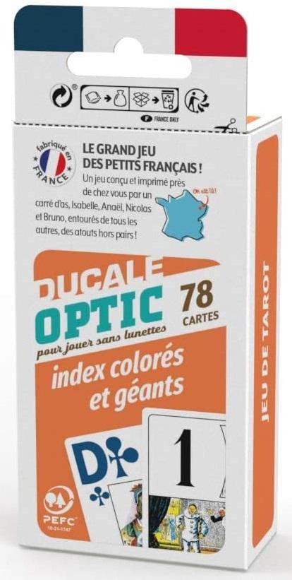 Tarot Ducale Spécial Optic