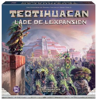 Teotihuacan : l\'Âge de l\'Expansion