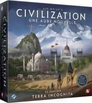 Terra Incognita (Ext. Civilization - Une Aube Nouvelle)