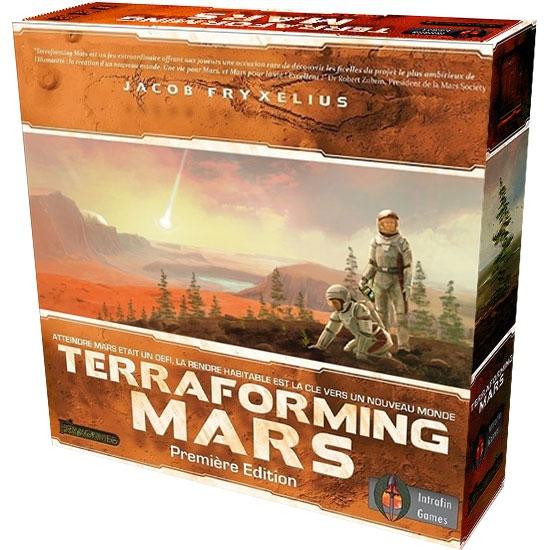 Boite de Terraforming Mars VF