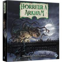 Terreurs Nocturnes (Ext. Horreur à Arkham 3ème éd.)