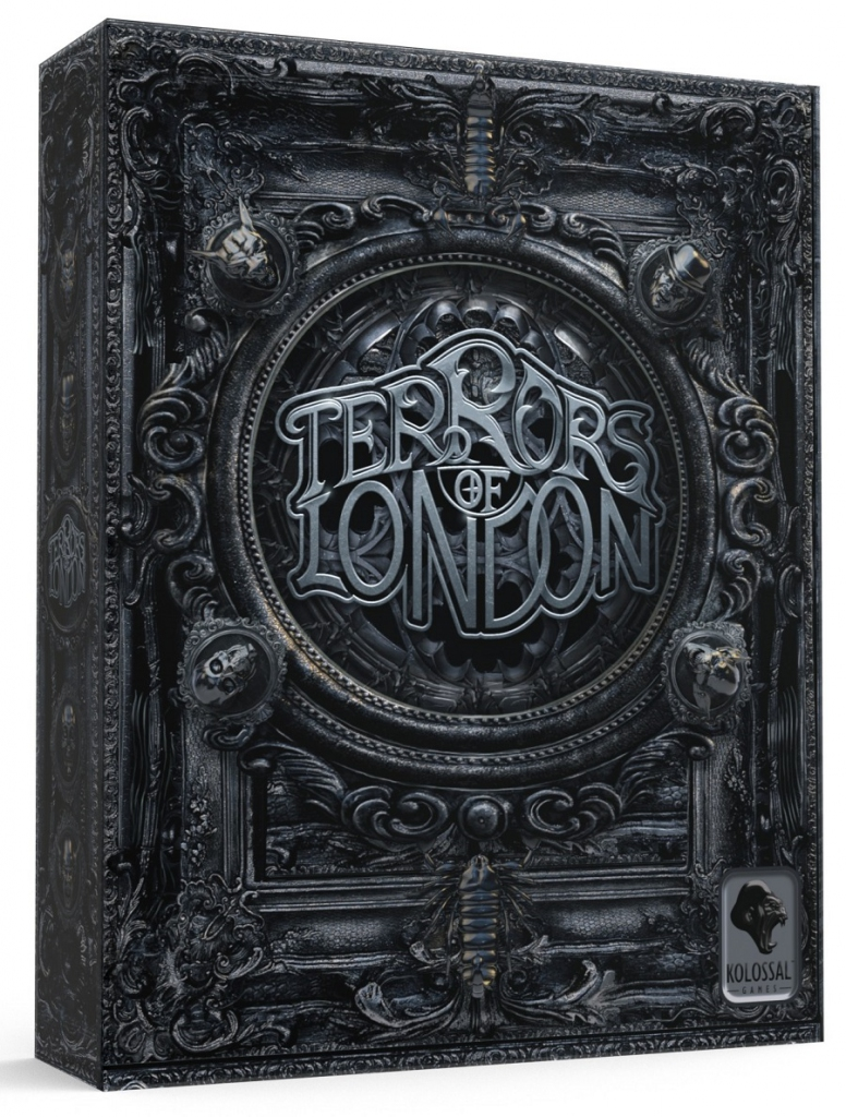 Boite de Terrors of London VF