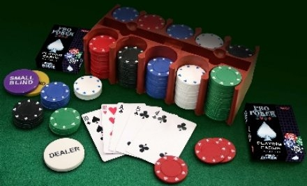 Texas Hold\'Em Poker Set