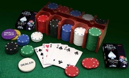 Texas Hold\'Em Poker Set