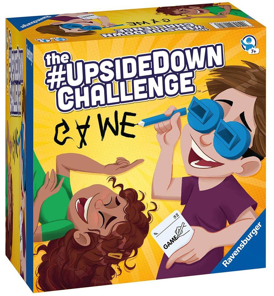 The #UpsideDown Challenge