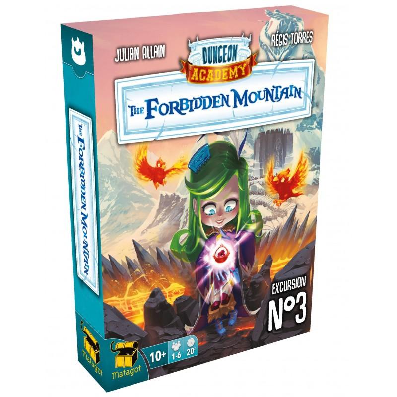 Boite de The Forbidden Montain - Ext. Dungeon Academy
