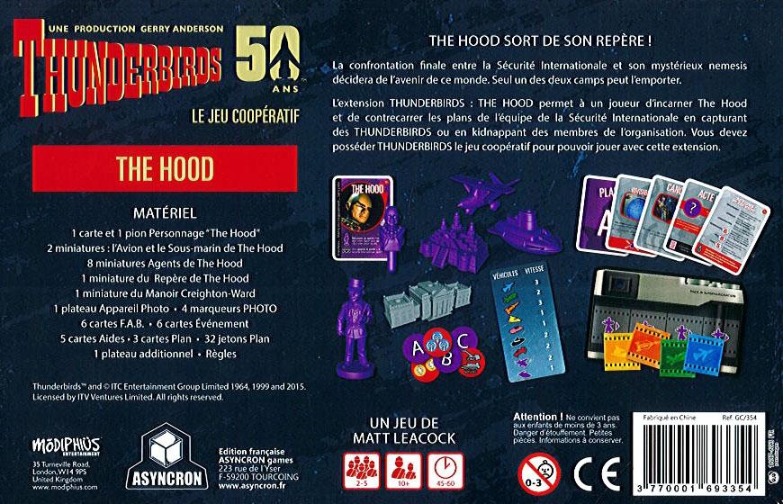 Thunderbirds : The Hood