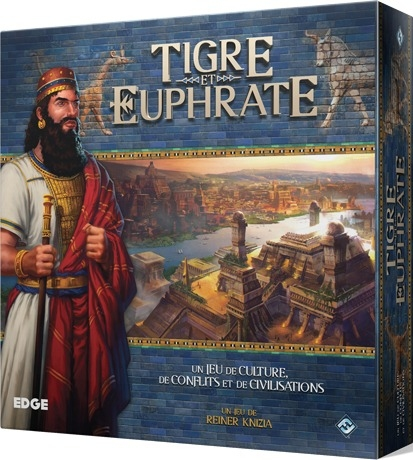 Tigre Euphrate box