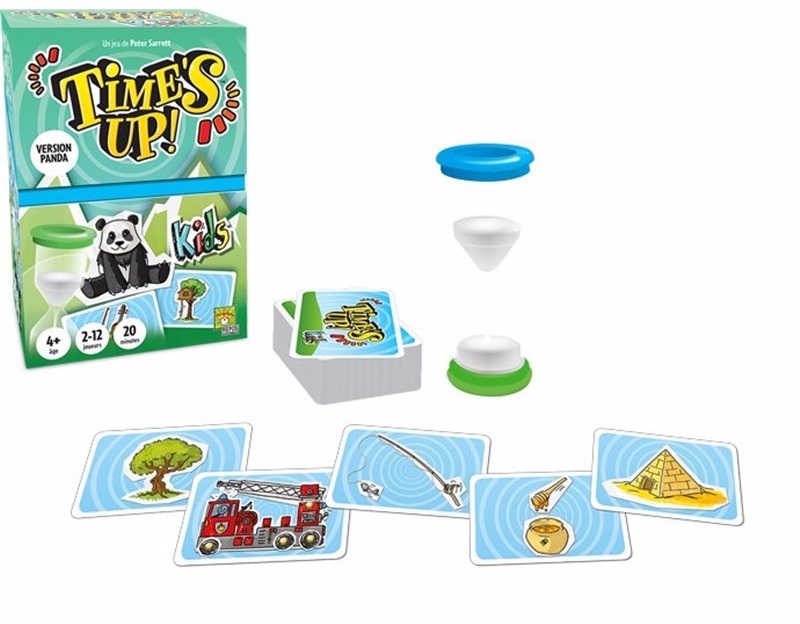 Time\\\\\\\'s Up Kids 2 - Panda