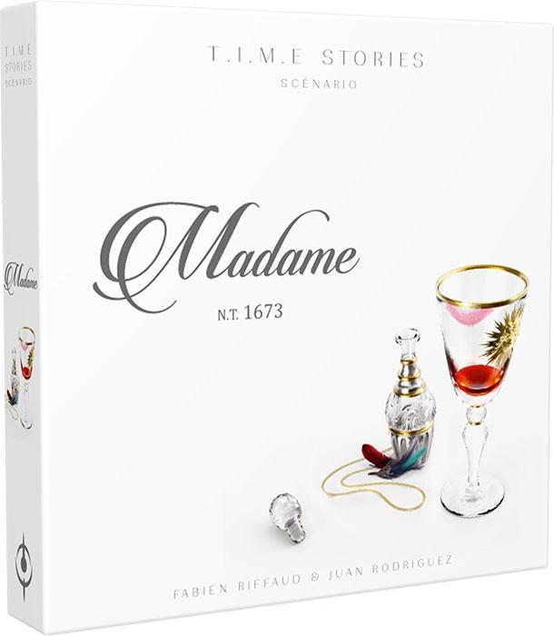 T.I.M.E Stories : Madame