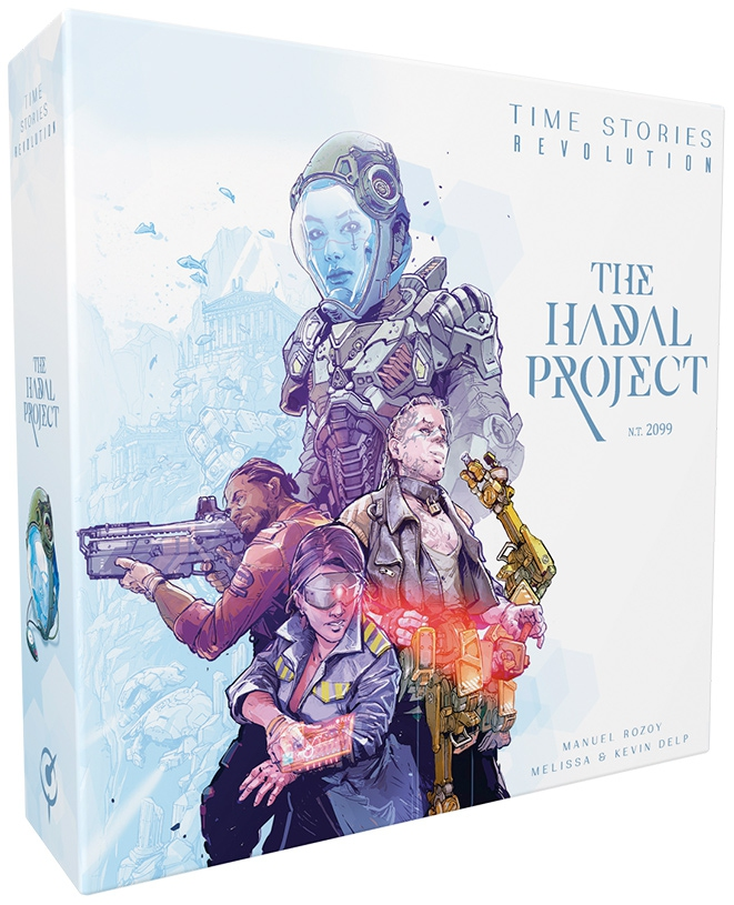 TIME Stories Révolution - The Hadal Project
