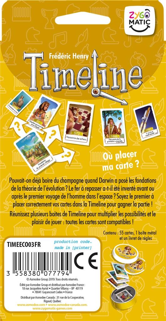 Timeline Classique