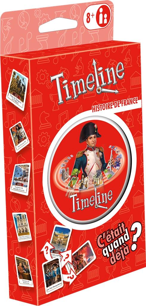 Timeline Histoire de France