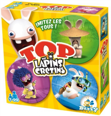 Top The Lapins Crétins