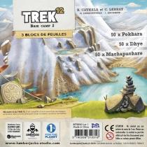 Trek 12 - Base Camp 2 - 3 blocs de feuilles