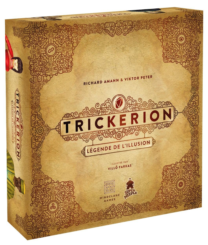 Trickerion - Légende de L\'Illusion
