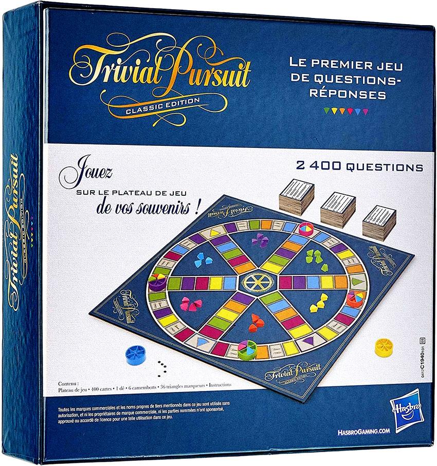 Trivial Pursuit Édition Classic