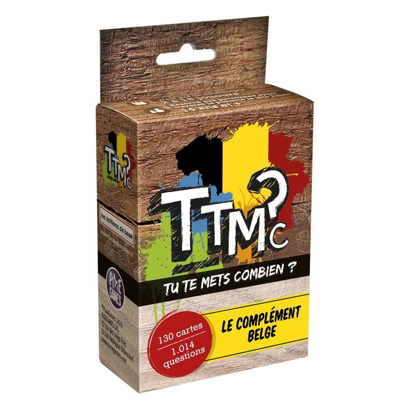 TTMC - Ext Le complément Belge