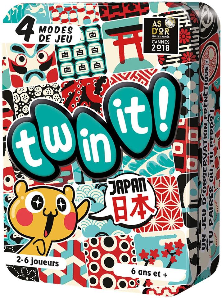 Twin It : Japan