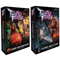 Twisted Fables : Flood & Flames + Machinations VF