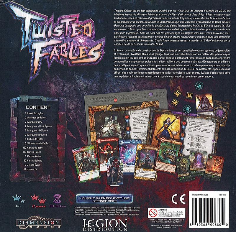Twisted Fables VF