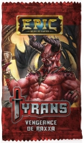 Tyrans - Vengeance de Raxxa - Extension Epic