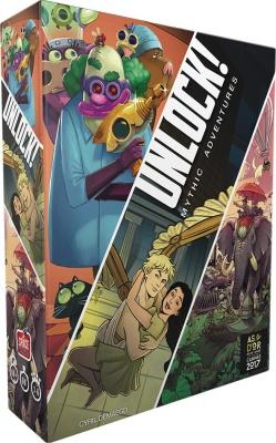 Unlock! 8 : Mythic Adventures