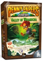 Valley of Wiraqocha - Penny Papers Adventures