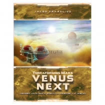Venus Next - Extension Terraforming Mars VF