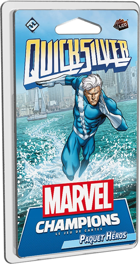 Vif Argent (Marvel Champions JCE)