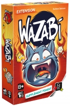 Wazabi : Supplément piment