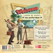 Welcome : Bloc Feuille de Score