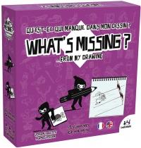 What\'s Missing? Édition Violette