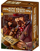 Wild West - Extension Dice Town