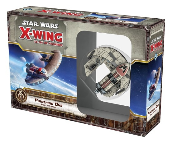 X-Wing : Punishing One