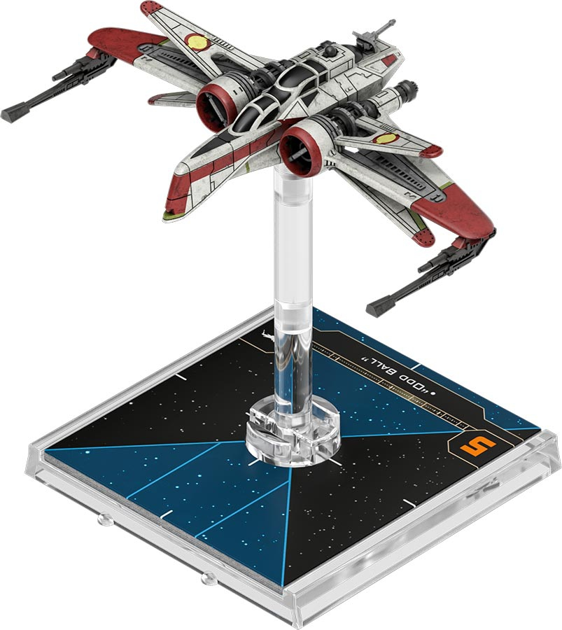 X-Wing 2.0 : Chasseur ARC-170
