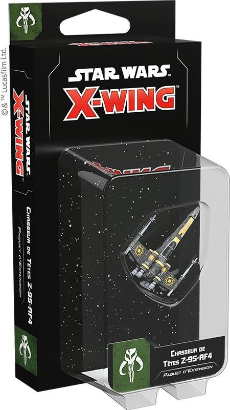 X-Wing 2.0 : Chasseur de Tête Z-95-AF4