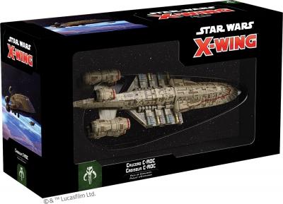 X-Wing 2.0 : Croiseur C-Roc