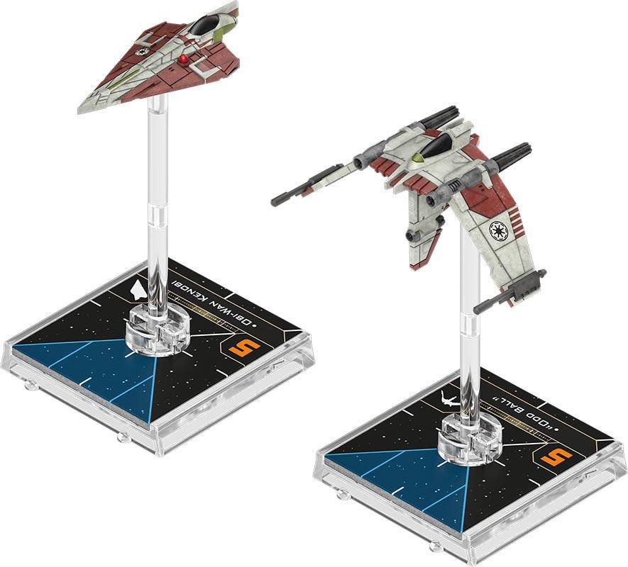 X-Wing 2.0 : Gardiens de la République