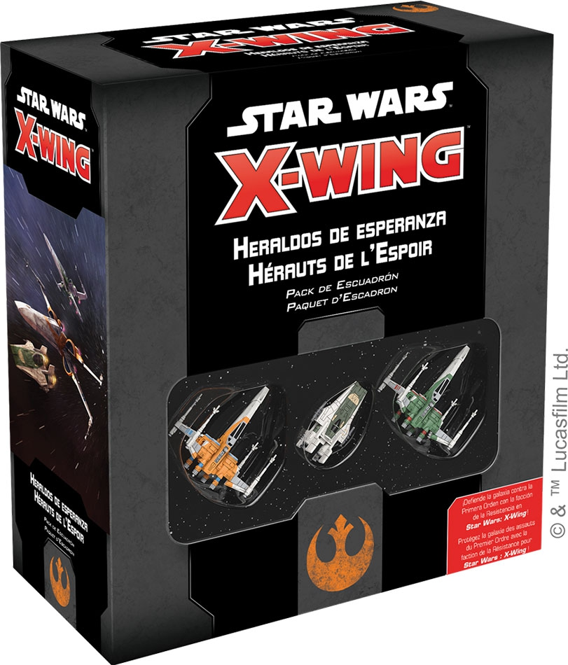 X-Wing 2.0 : Hérauts de l\'Espoir