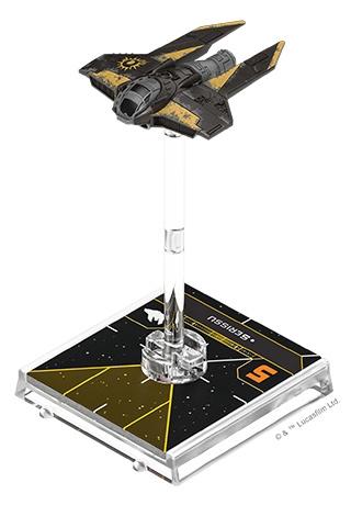 X-Wing 2.0 : Intercepteur M3-A