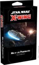 X-Wing 2.0 : Moi et Les Probabilités Paquet