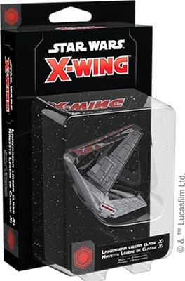 X-Wing 2.0 : Navette Légère de Classe XI