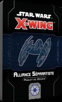 X-Wing 2.0 : Paquet de Dégâts Alliance Séparatiste
