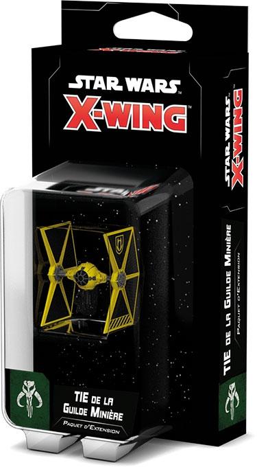 Boite de X-Wing 2.0 : TIE de la Guilde Minière