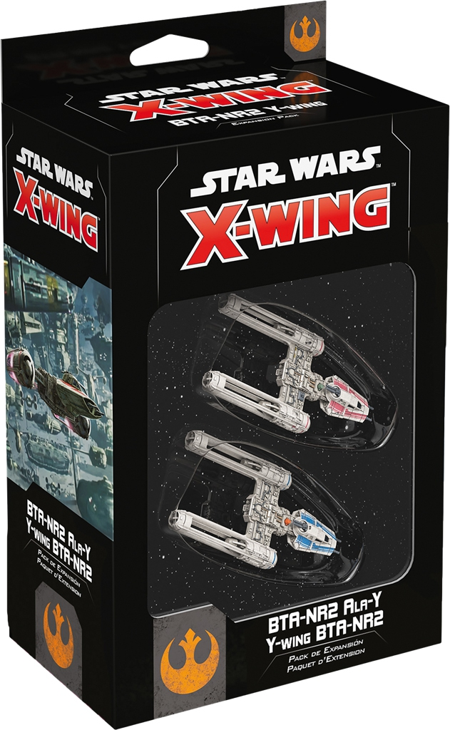 X-Wing 2.0 : Y-Wing BTA-NR2