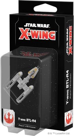 X-Wing 2.0 : Y-Wing BTL-A4