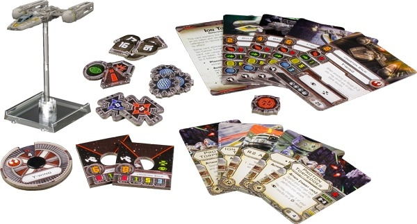 Y-Wing : Pack d\'Extension