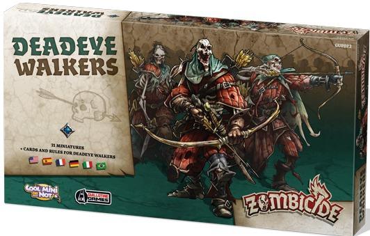 Zombicide - Black Plague : Deadeye Walkers
