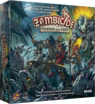 Zombicide - Black Plague : Friends and Foes